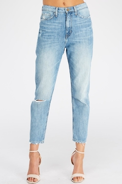 Shoptiques Product: Broken Hem Jeans