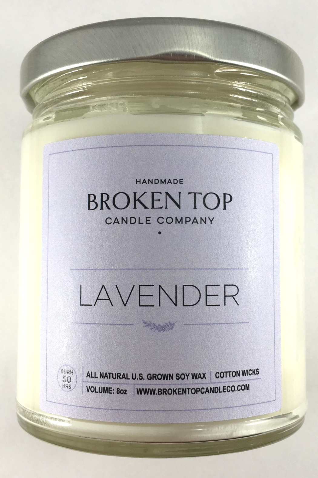 Broken Top Candle Co.  Scented Candles - Main Image
