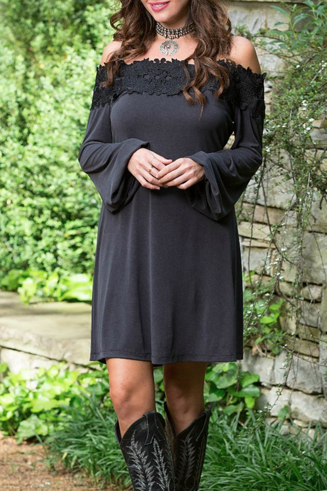 Bronte Haley Dress - Front Cropped Image
