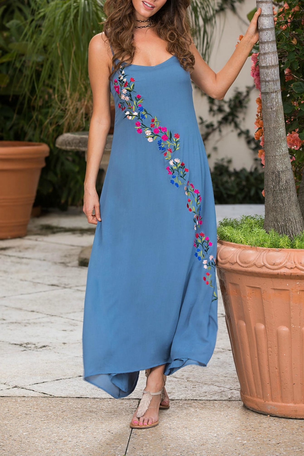 Bronte Marja Maxi Dress - Main Image