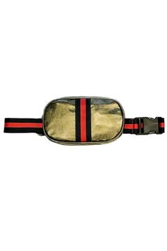 Shoptiques Product: Bronze Belt Bag