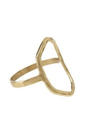 Tiffany Kunz Bronze Medium Basal Ring - Product Mini Image