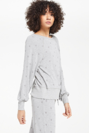 z supply Brook Dot Top - Front full body