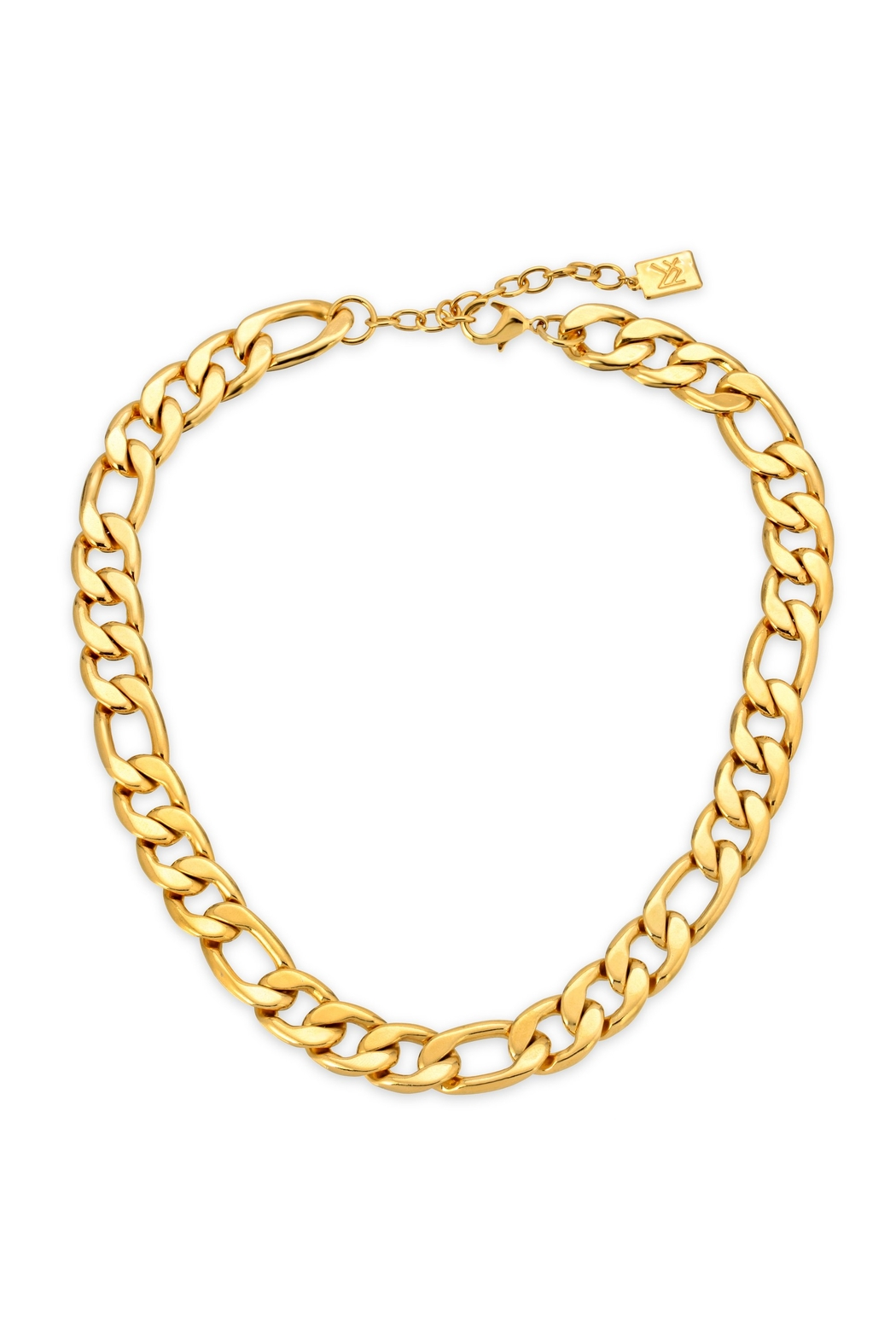 Miranda Frye Brookllyn Chunky Necklace - Front Cropped Image