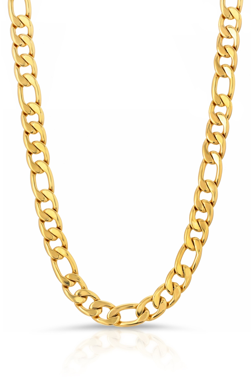 Miranda Frye Brookllyn Chunky Necklace - Back Cropped Image