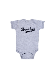 BEVA Brooklyn Baby Onesie - Product Mini Image