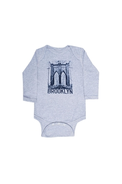 Shoptiques Product: Brooklyn Baby Onesie