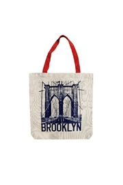 BEVA Brooklyn Canvas Tote - Product Mini Image