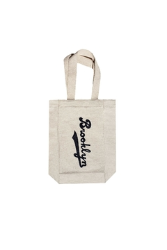 Shoptiques Product: Brooklyn Wine Double-Bag