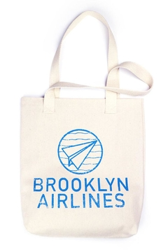 Shoptiques Product: Brooklyn Airlines Tote