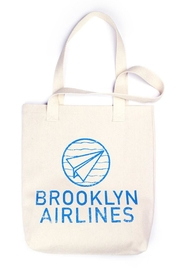 Brooklyn Airlines Tote - Product Mini Image