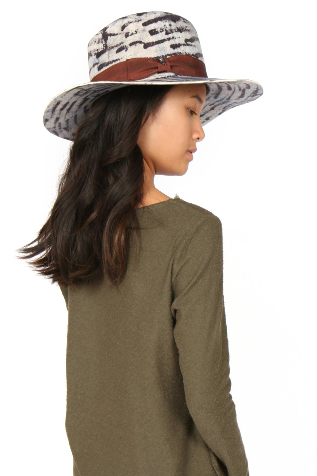 Brooklyn Hat Company Pont-Des-Arts Fedora - Side Cropped Image