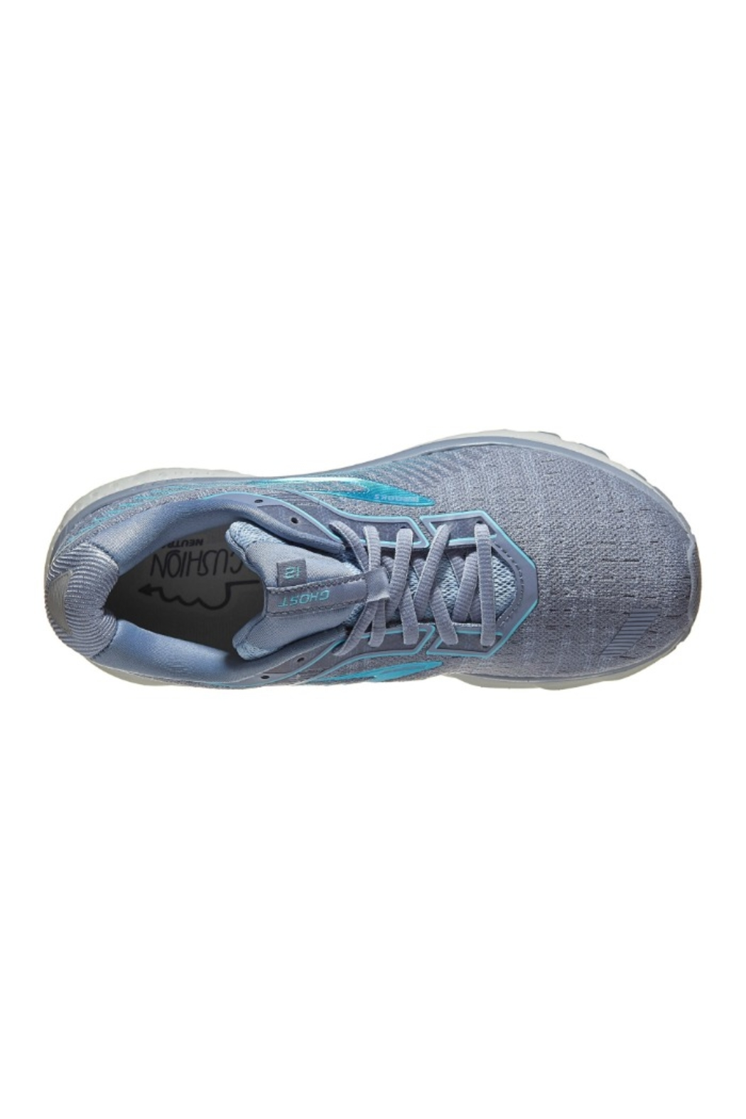 Brooks Women's Ghost 12 - Side Cropped Image