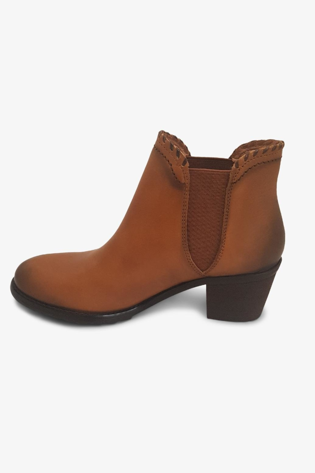 Pikolinos Brown Ankle Boot - Main Image