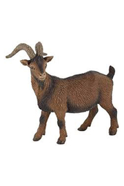 Papo Brown Billy Goat - Product Mini Image
