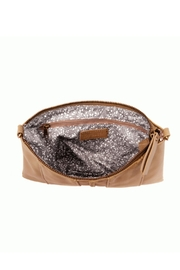 Joy Susan Brown Braided-Front Crossbody - Side cropped
