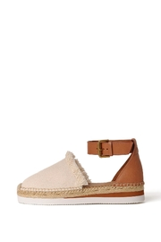 See By Chloe Brown Chloe Espadrilles - Front cropped
