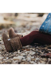 Little Love Bug Company Brown Cozy Boot - Product Mini Image