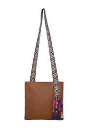 Kiki Brown Inca Bag - Product Mini Image