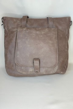 Latico Brown Oversized Handbag - Alternate List Image