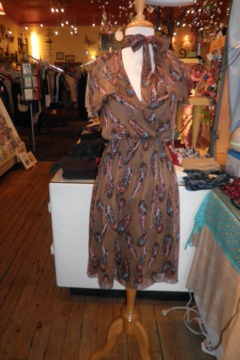 My Beloved Brown  Sleeveless Dress - Product List Image