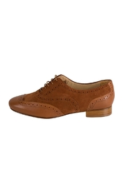 Pascucci Brown Suede Brogue - Product Mini Image