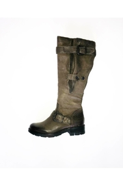 MJUS Brown Tall Boots - Product Mini Image