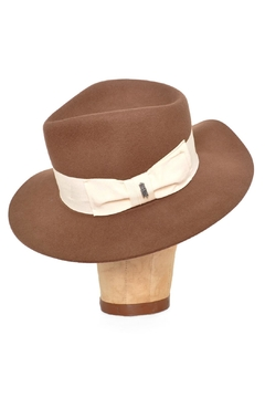Brooklyn Hat Company Brown Wool Hat - Product List Image