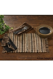 Park Designs Brown Woven Placemat - Product Mini Image