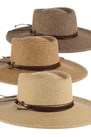 Dorfman Pacific  Bruges Hat - Product Mini Image