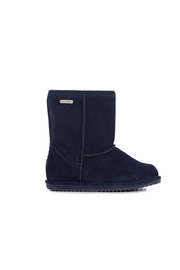 Emu Australia Brumby Lo Waterproof Boot - Midnight - Front cropped