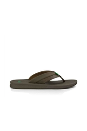 Sanuk Brumeister Mens - Front full body