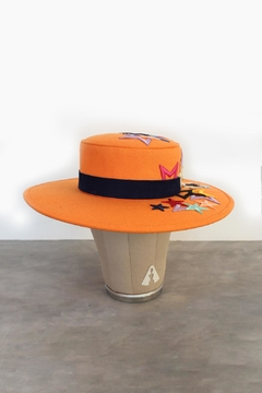Bruna Abreu Bright Star Hat - Product List Image