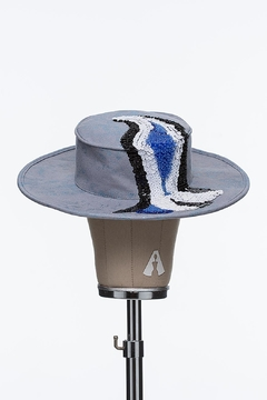 Bruna Abreu Lucky Wave Hat - Product List Image