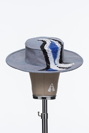 Bruna Abreu Lucky Wave Hat - Product Mini Image