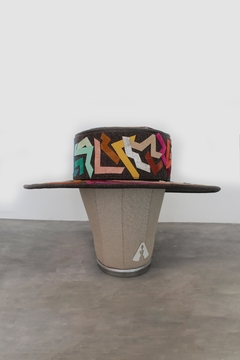 Bruna Abreu Mix Match Hat - Alternate List Image