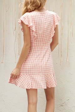 Lost + Wander Brunch Ruffle Dress - Alternate List Image