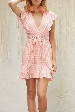 Lost + Wander Brunch Ruffle Dress - Product List Image