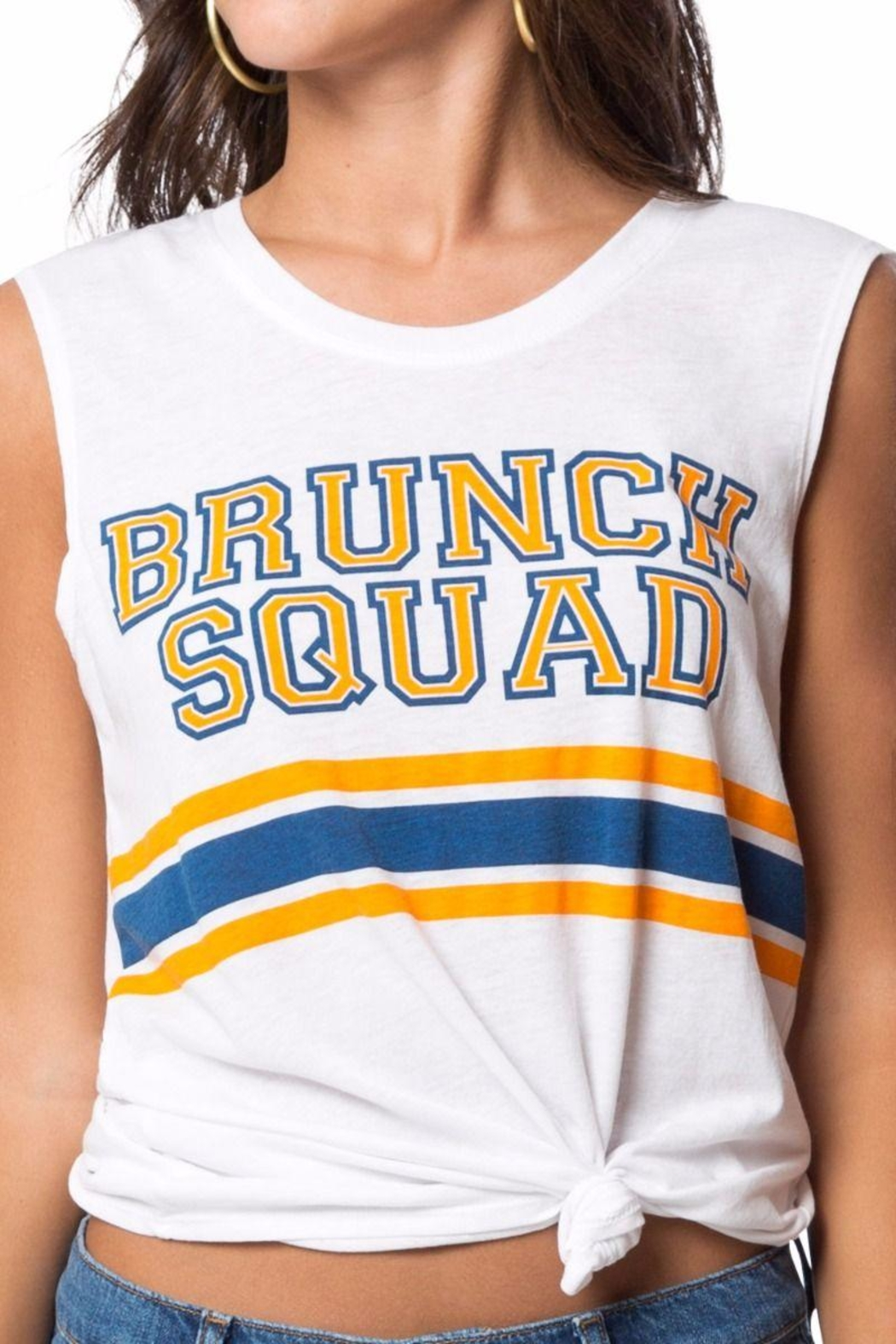 Chaser Brunch Squad Tee - Main Image