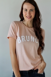 Nellie Mae Brunch Tee - Product Mini Image