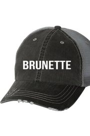 Imagine That Brunette Hat - Product Mini Image