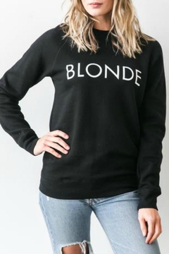 Shoptiques Product: Blonde Crew