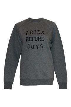 Brunette The Label Fries Crewneck - Product List Image