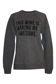 Brunette The Label Comfy Crew Neck - Product List Image