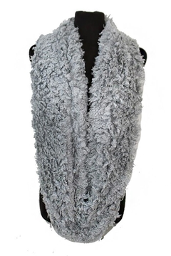Shoptiques Product: Brush Fur Infinity-Scarf
