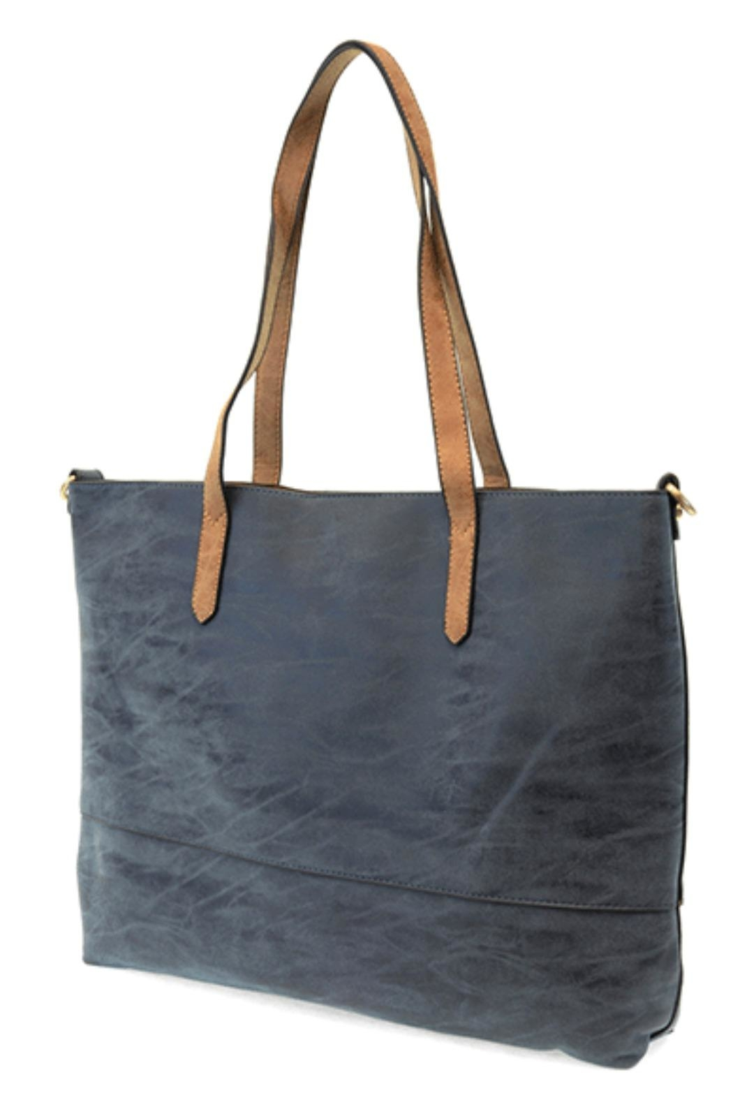 Joy Susan Accessories Brushed 2-In-1 Tote - Main Image