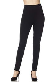 New Mix Brushed Basic Legging - Product Mini Image