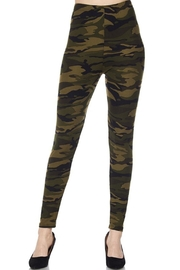2NE1 Apparel Brushed Camo Legging - Product Mini Image