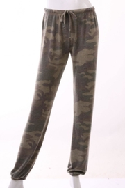 ENTI Brushed Camo Sweatpants - Product Mini Image