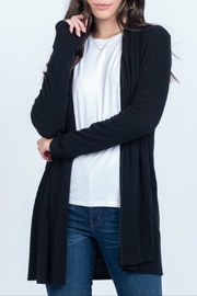 Everly Brushed Cardigan - Product Mini Image